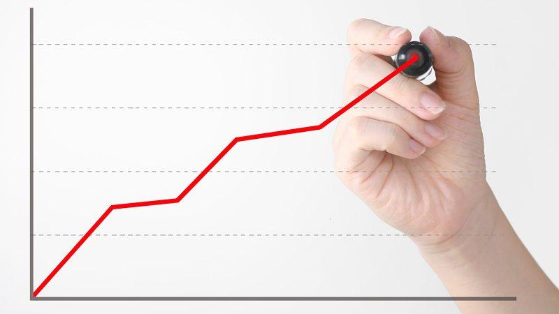 """赤字経営を回避するなら、まず""""FL比率""""を50%以下に!"""